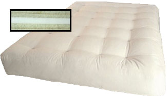 New Twin Size Custom Width Bed Slats With A Brown Burlap Fabric Roll - Choose Your Needed Size - Eliminates The... On Amazon
